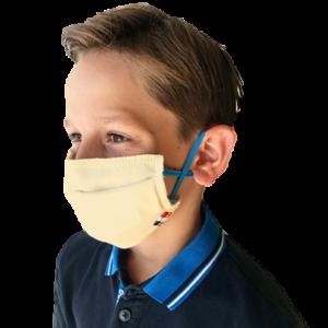 Masque en tissu certifiés AFNOR taille enfant
