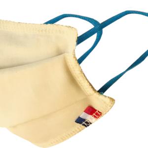 Masque tissu certifié AFNOR taille enfant lavable 50 fois
