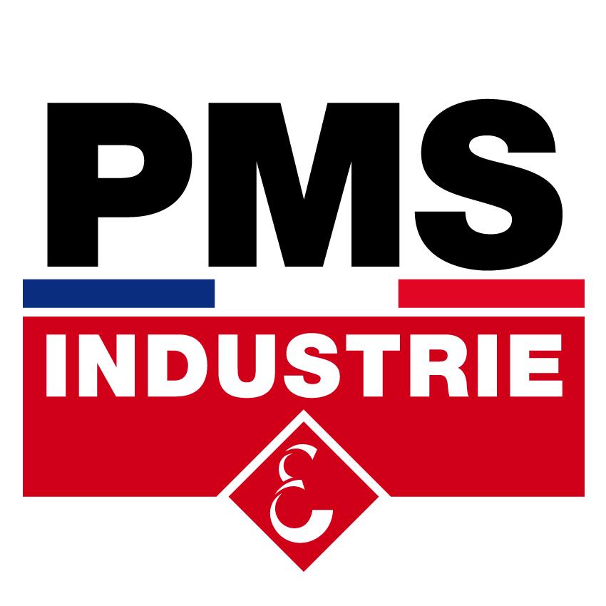 Logo PMS Blanc