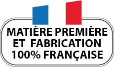 Matière première et fabrication 100% française